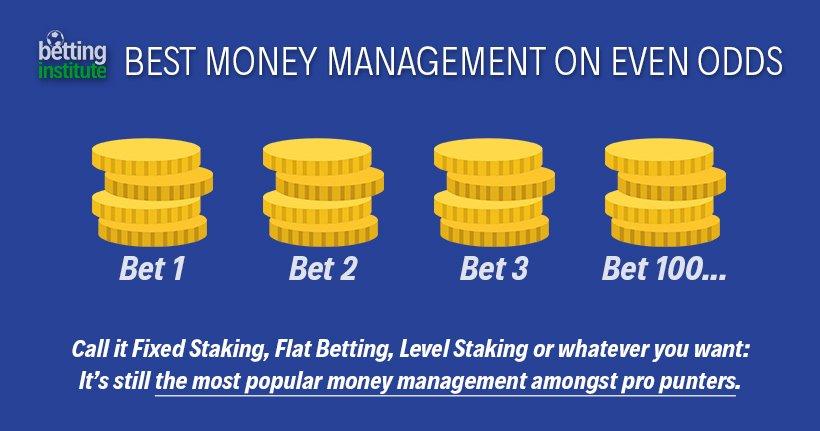 Meilleure gestion de l'argent sur les paris pairs