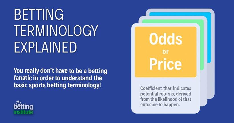 Otb betting terminology tabonline betting odds