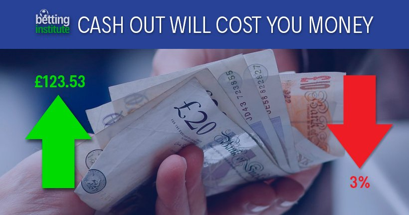 Cash Out Will Cost You Money