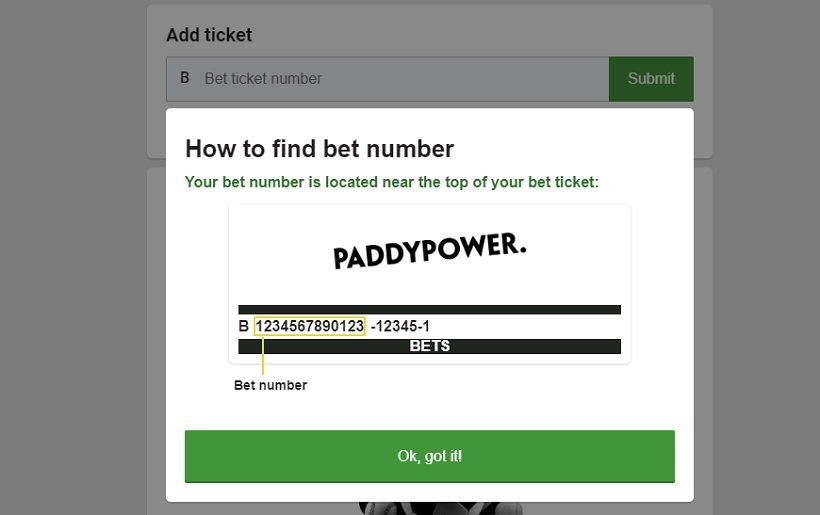 Paddy power irish derby betting slips betting on new chelsea manager