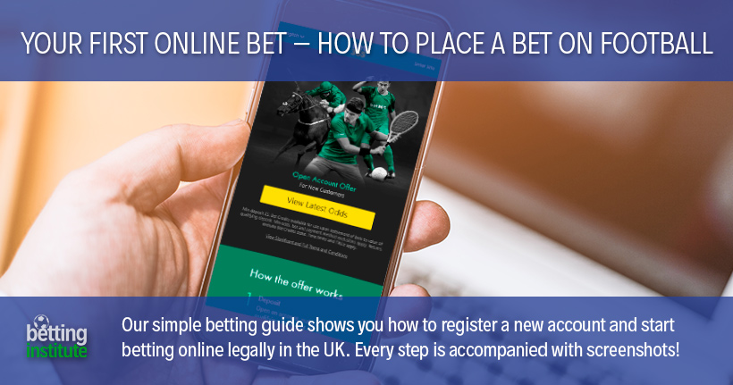 Learn How to Place a Bet on Football