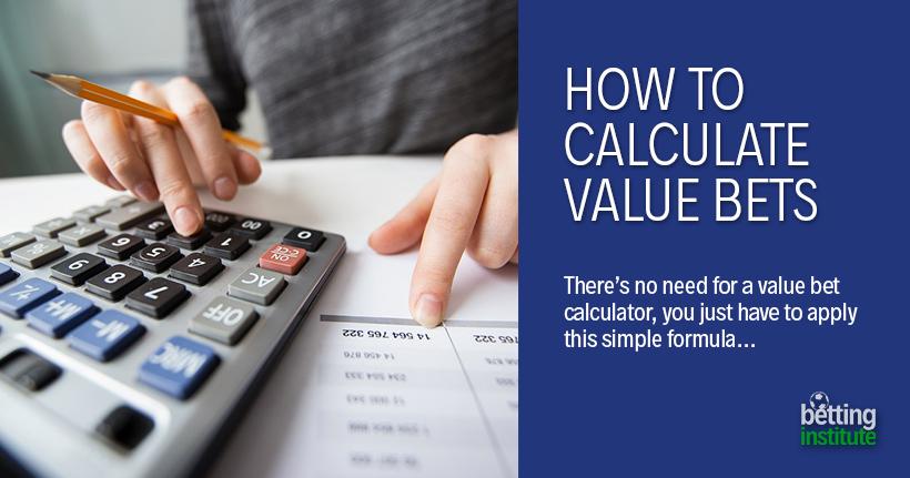Comment calculer les paris de valeur