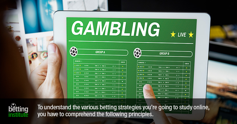 Sports betting terminology explained buccaneers vs rams betting sites